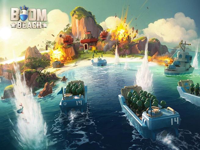 Boom Beach – İnceleme