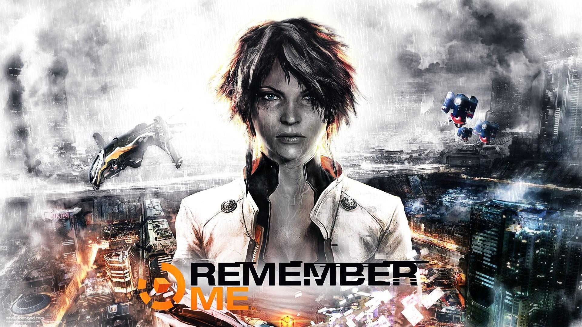 Remember Me PC Türkçe Altyazılı Başlangıç Bölümü # Geçmişi Unutmak