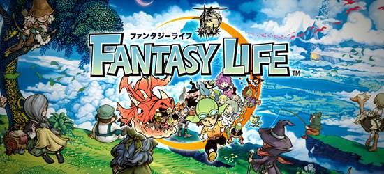 Fantasy Life'in Ek Paketi Origin Island