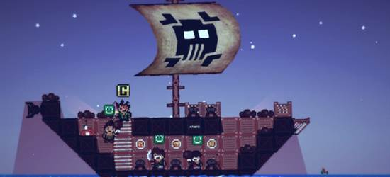 Pixel Piracy'nin Fiyatı İndirildi