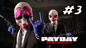 Payday: The Heist Walkthrough Türkçe Bölüm 3: Hazin Son