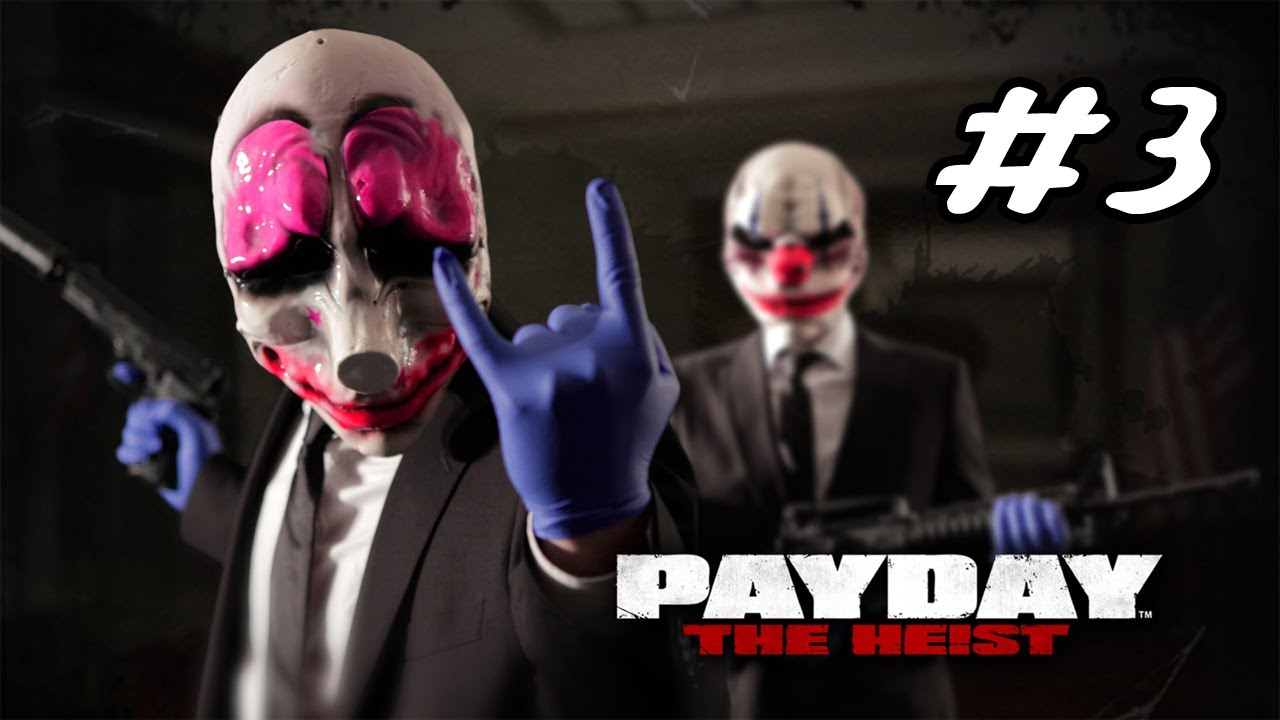 Payday: The Heist Walkthrough Türkçe Bölüm 3: Hazin Son