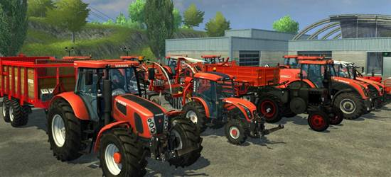 Farming Simulator 15 Resmi Türkçe Dil Desteği