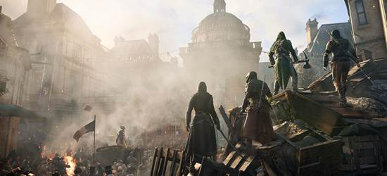 Assassin's Creed Unity Ön Yükleme (Xbox One)