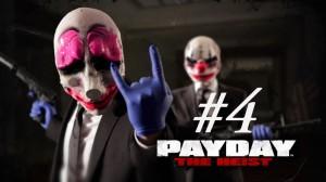 Payday: The Heist Walkthrough Türkçe Bölüm 4: Mücevher Hırsızı
