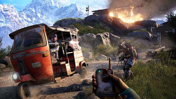 Far Cry 4 PS3 Sürümünde Bulunan Sorun