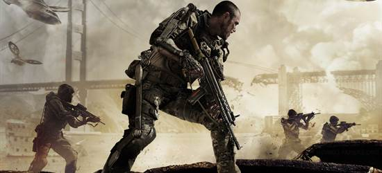 Call of Duty: Advanced Warfare Ön Sipariş