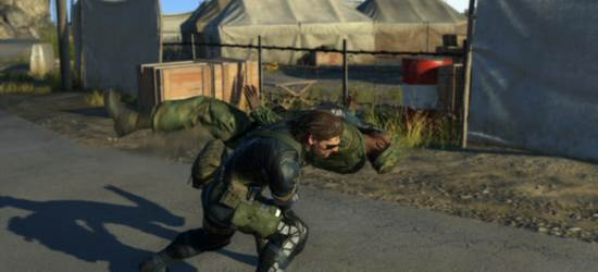 Metal Gear Solid: Ground Zeroes Minimum Sistem Gereksinimleri