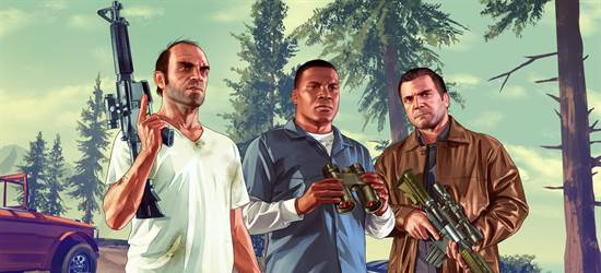 Grand Theft Auto V PlayStation 4 Ön Yükleme