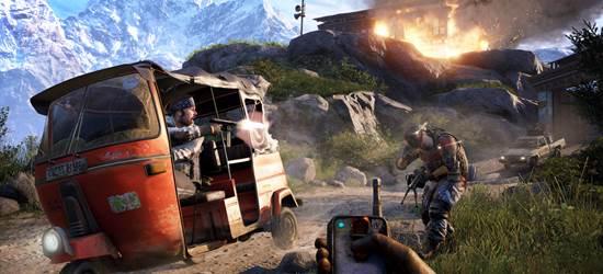 Gerçek Dünyada Far Cry 4
