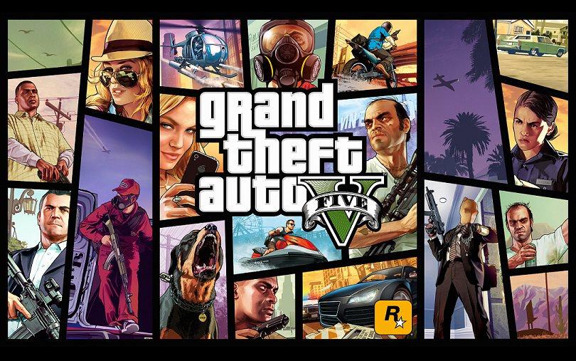 GTA V'in Yeni Oynanış Videosu Bugün Yayınlanacak!!