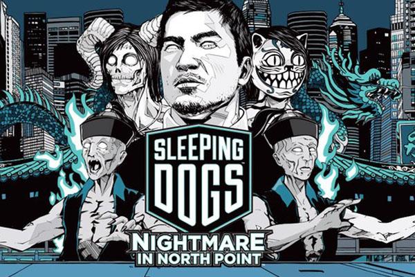 Sleeping Dogs Nightmare in North Point [Türkçe]