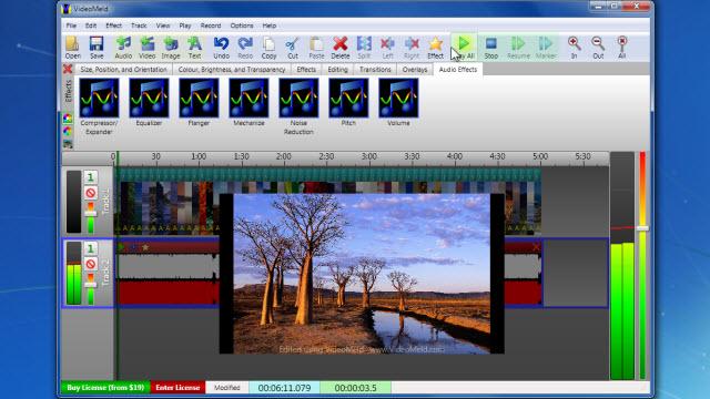 VideoMeld 1.25 Türkçe Yama