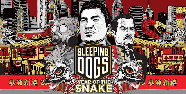 Sleeping Dogs: Year of the Snake [Bölüm 1 Türkçe]