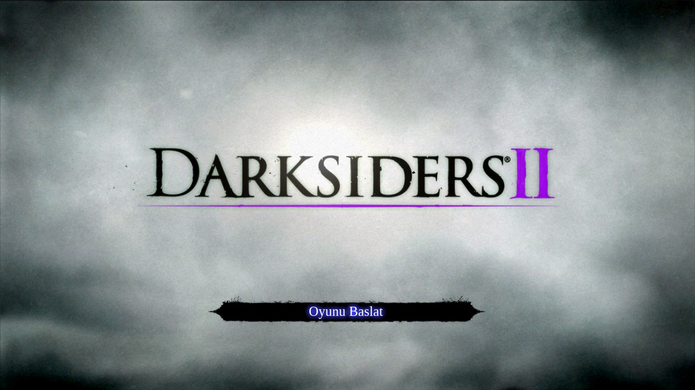 Darksiders 2 % 100 Türkçe Yama