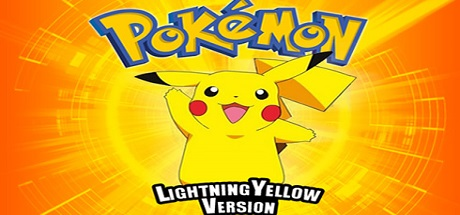 Pokemon Lightning Yellow