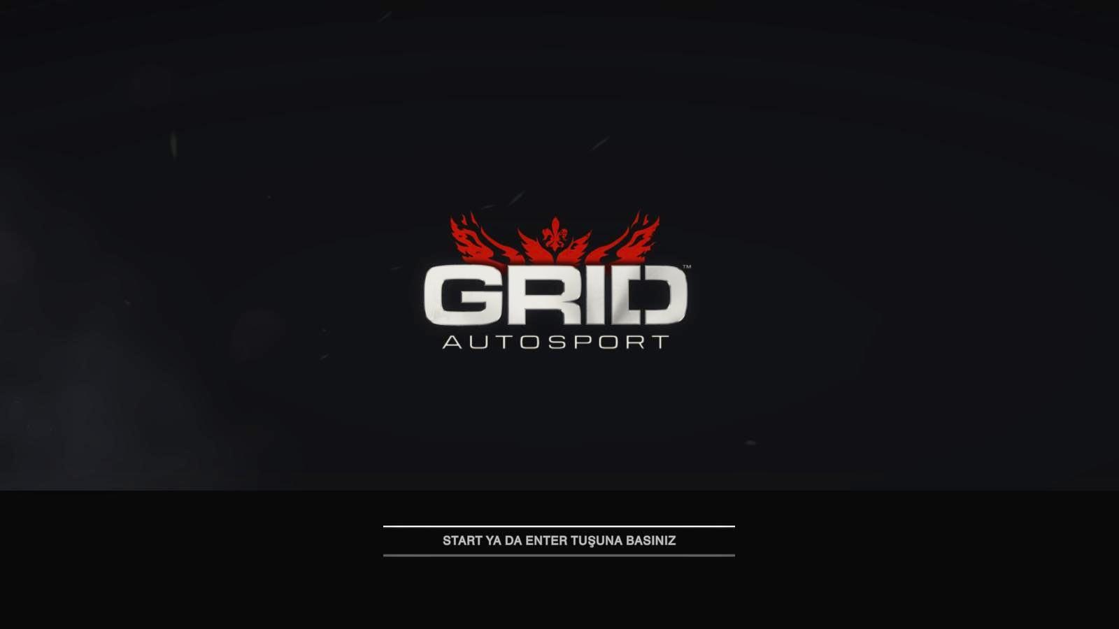 GRID Autosport % 100  Türkçe Yama