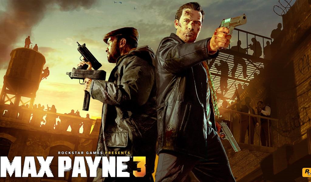 Max Payne 3 % 100 Türkçe Yama