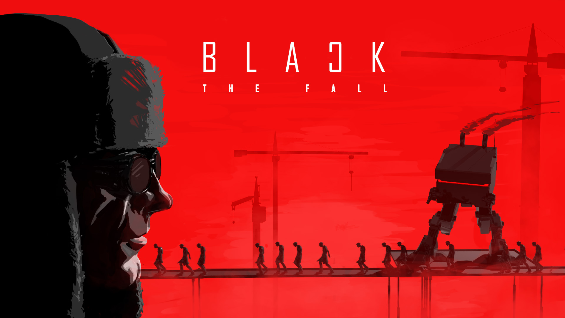 Black The Fall %100 Türkçe Yama