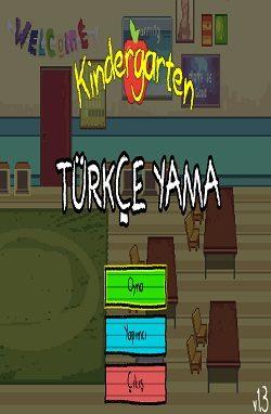 Kindergarten Türkçe Yama