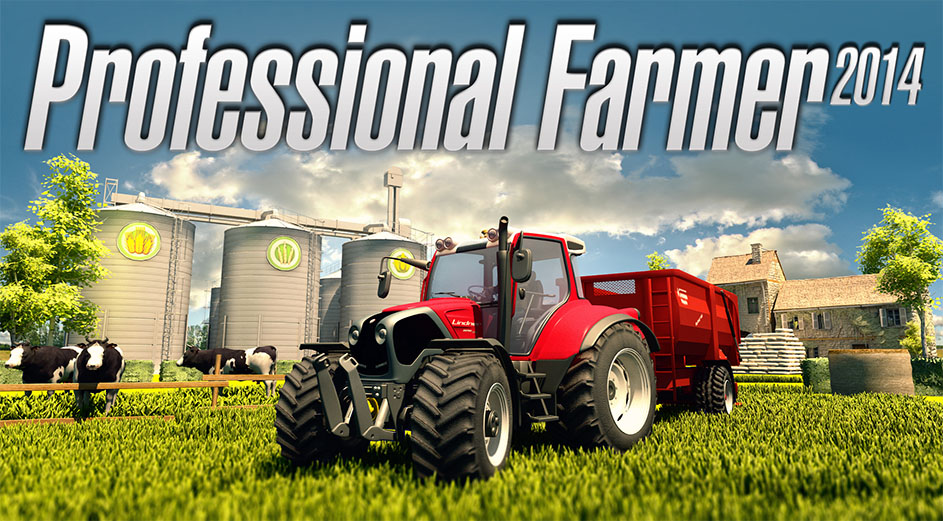Professional Farmer 2014 Collectors Edition Türkçe Yama