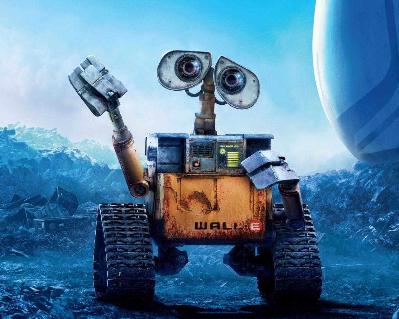 Wall-E – Türkçe Yama Çalışması [2014]
