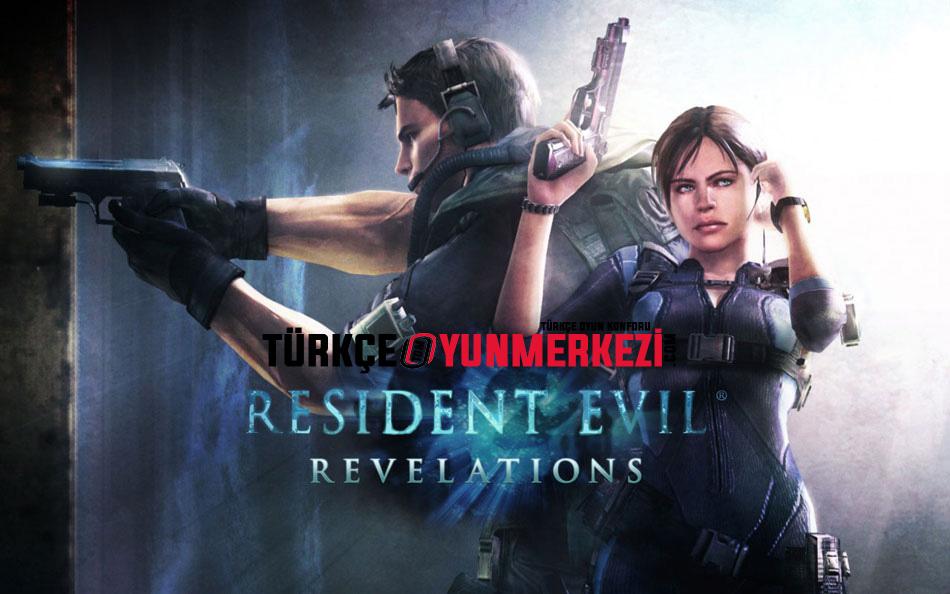 Resident Evil Revelations Türkçe Yama