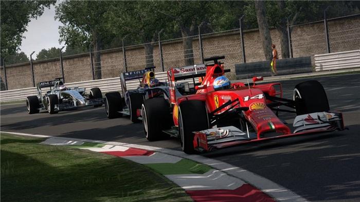 F1 2014'ün Yeni Ekran Görüntüleri