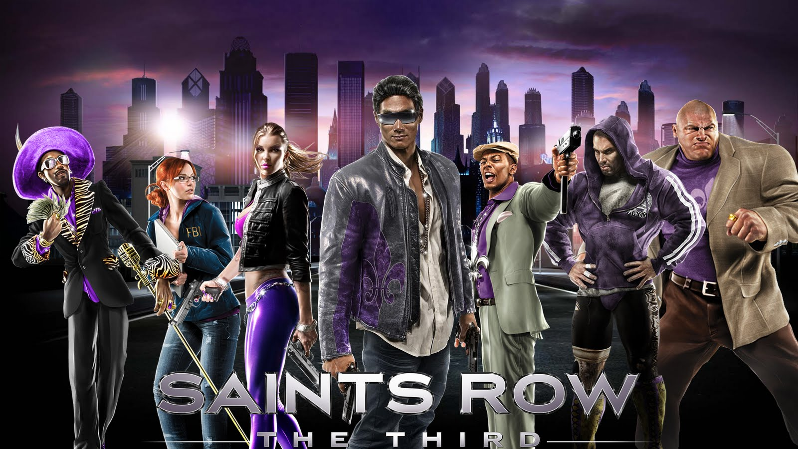 Saints Row The Third (3) % 100 Türkçe Yama