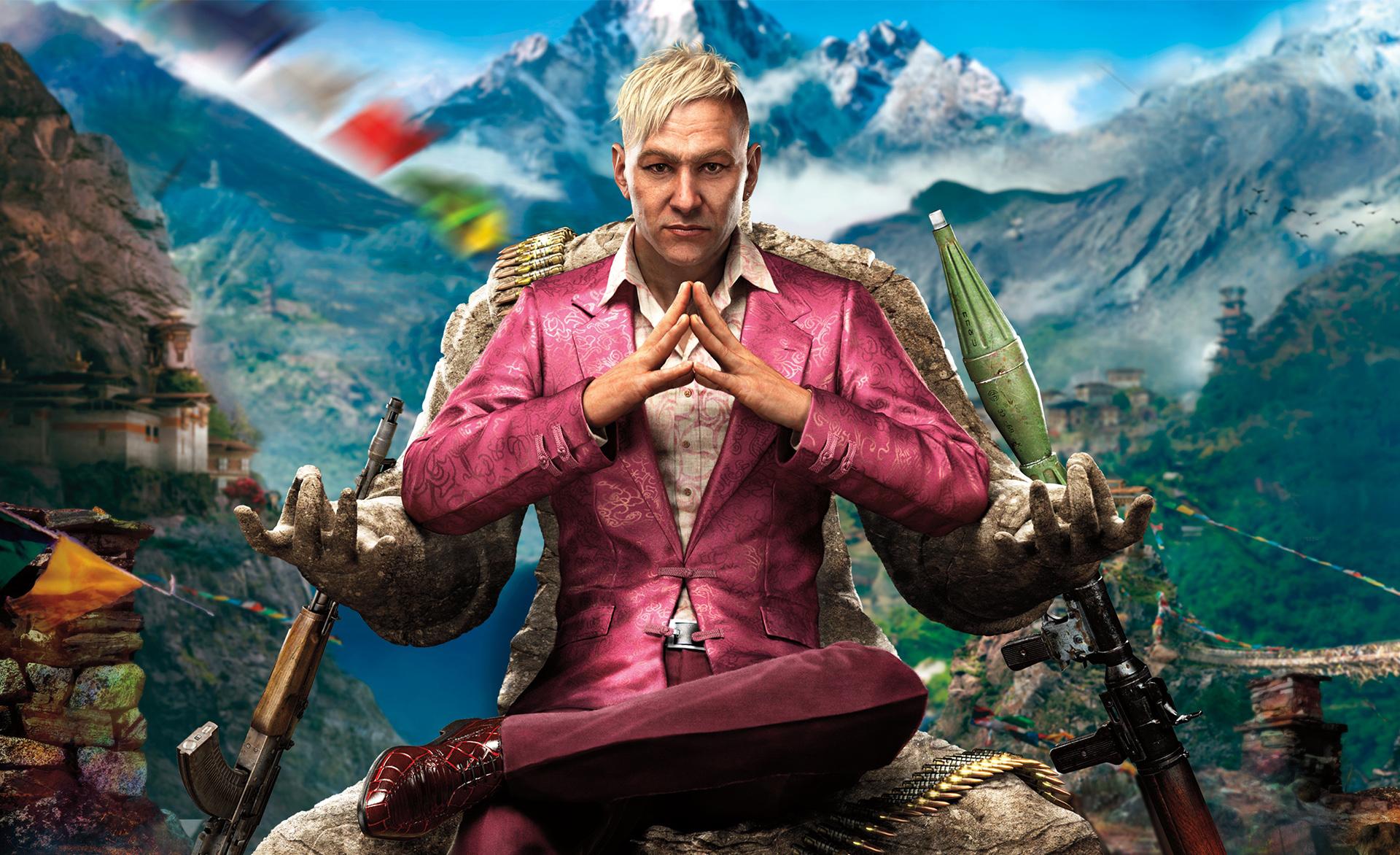 Far Cry 4'ün Arena Modu Görücüye Çıktı