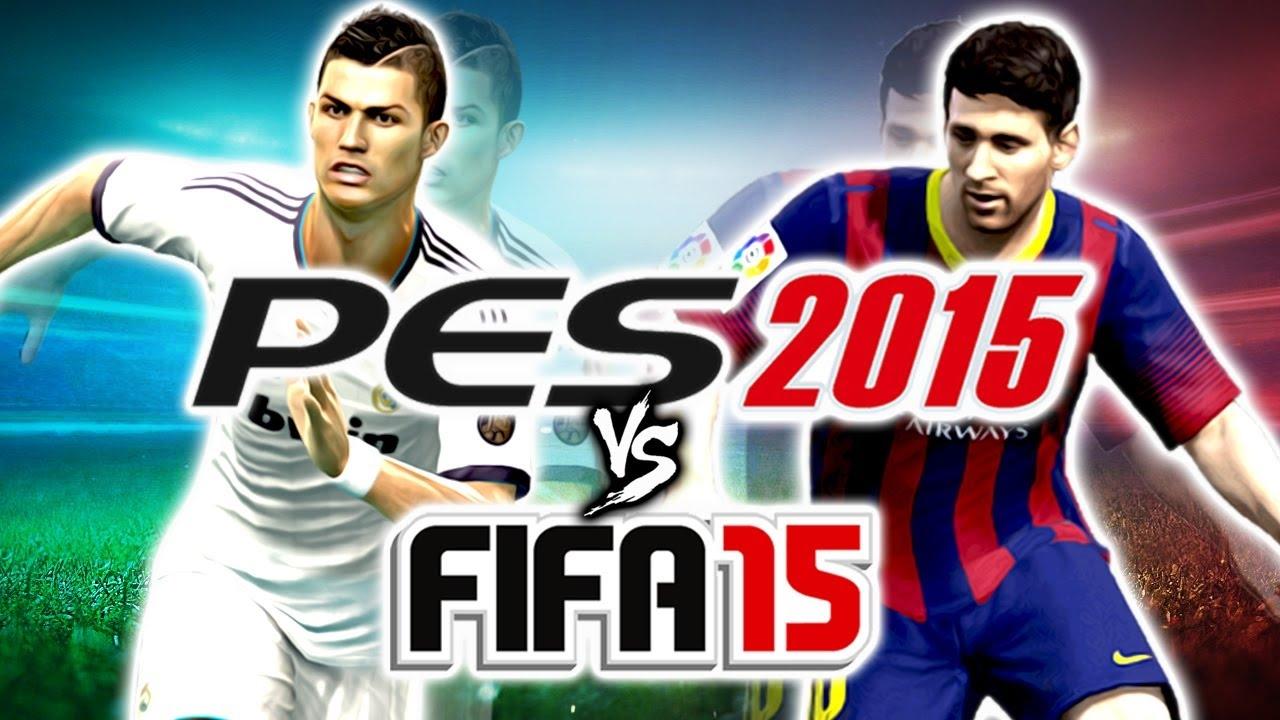 Yüzler yarışta FIFA mı PES mi?
