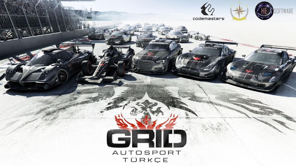 GRID Autosport Türkçe Yama Tanıtım Reklamı ve Duyurusu