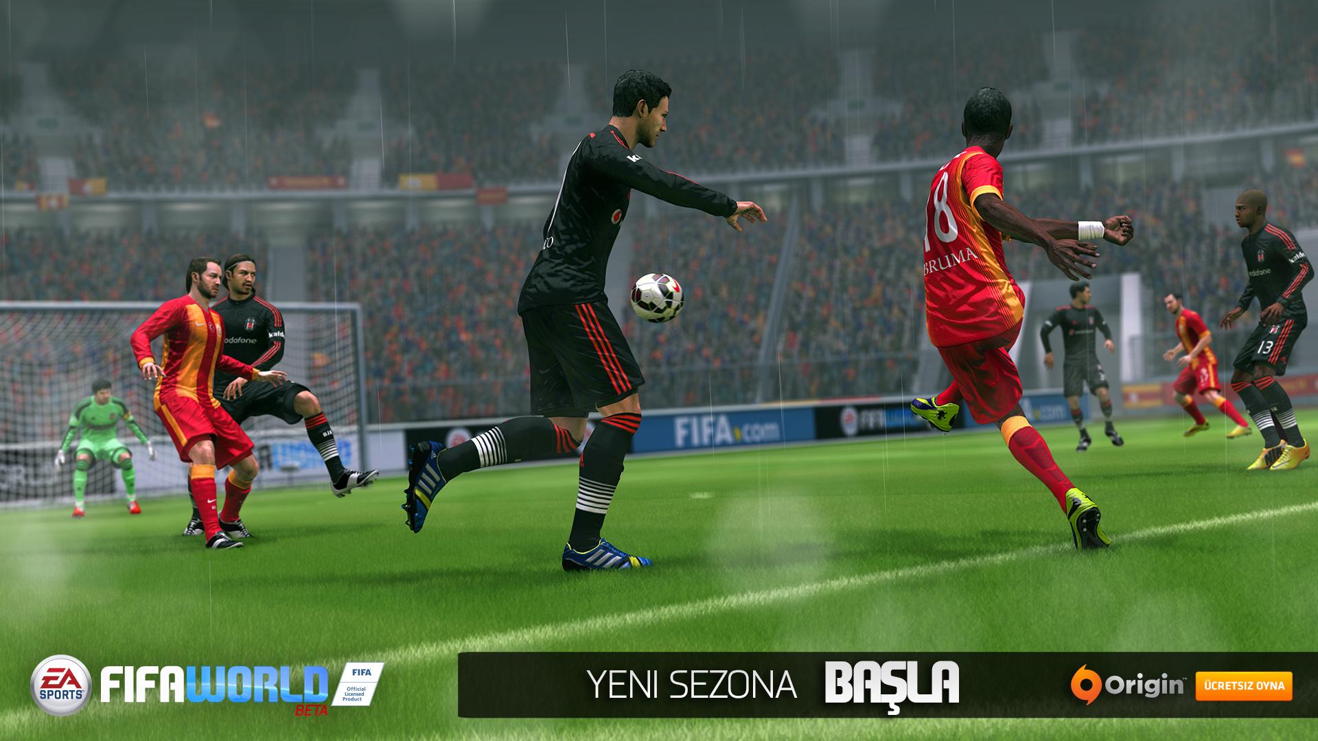 FIFA World'e Süper Lig Takımları Eklendi