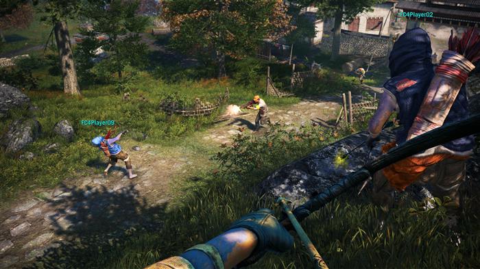 Far Cry 4 Ekran Görüntüleri, Resimleri