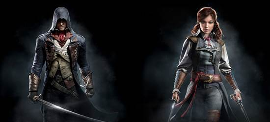 Assassin's Creed Unity'nin Yeni Tanıtım Videosu