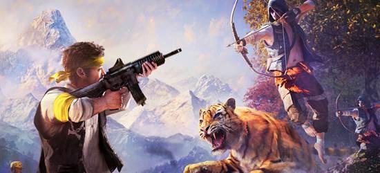 Far Cry 4, ekran görüntüleri, resimleri