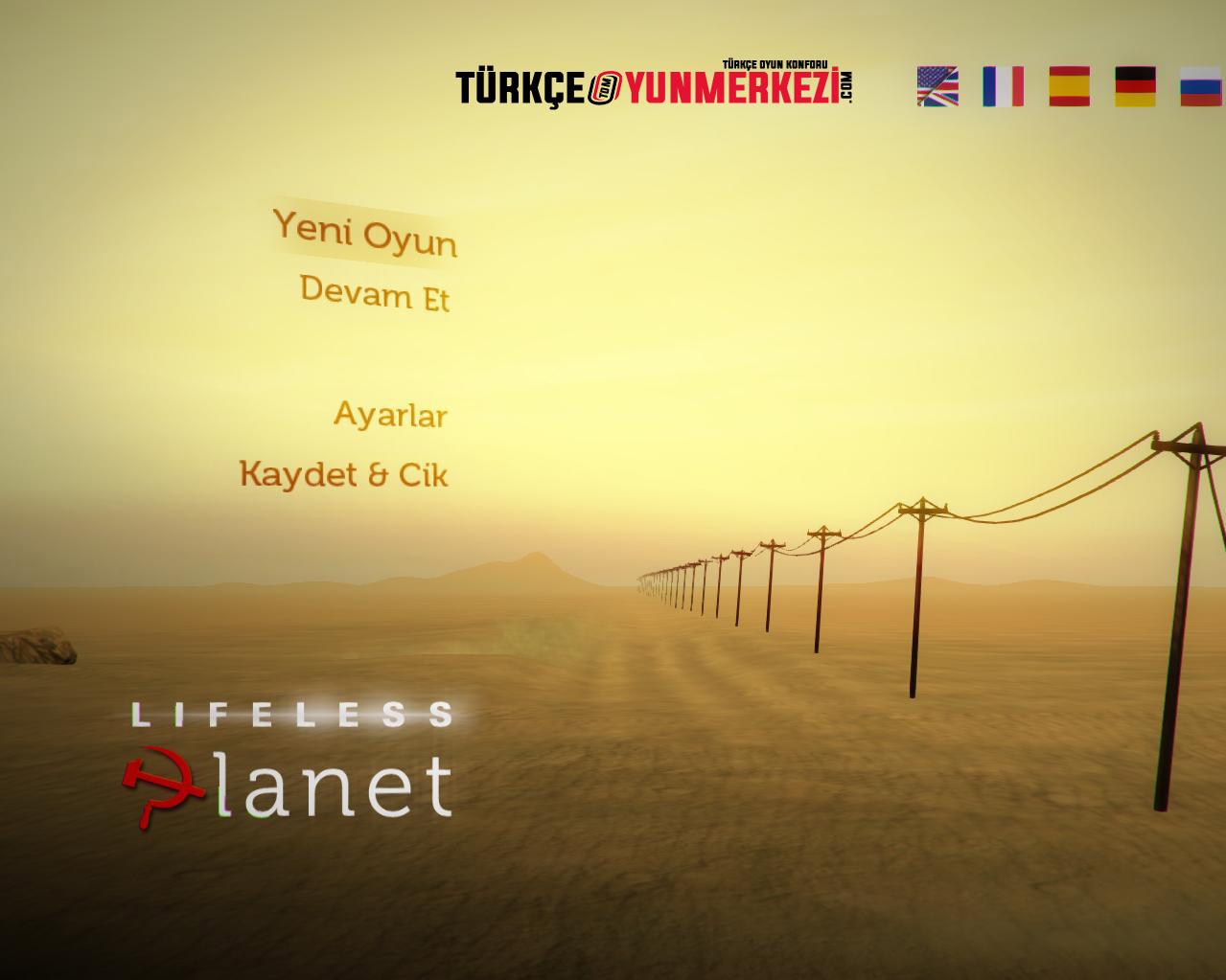Lifeless Planet Türkçe Yama Çalışması