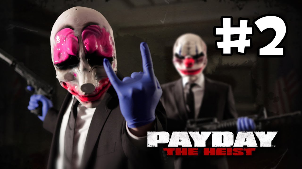 Payday: The Heist Walkthrough Türkçe Bölüm 2: Öfkeli Caddeler