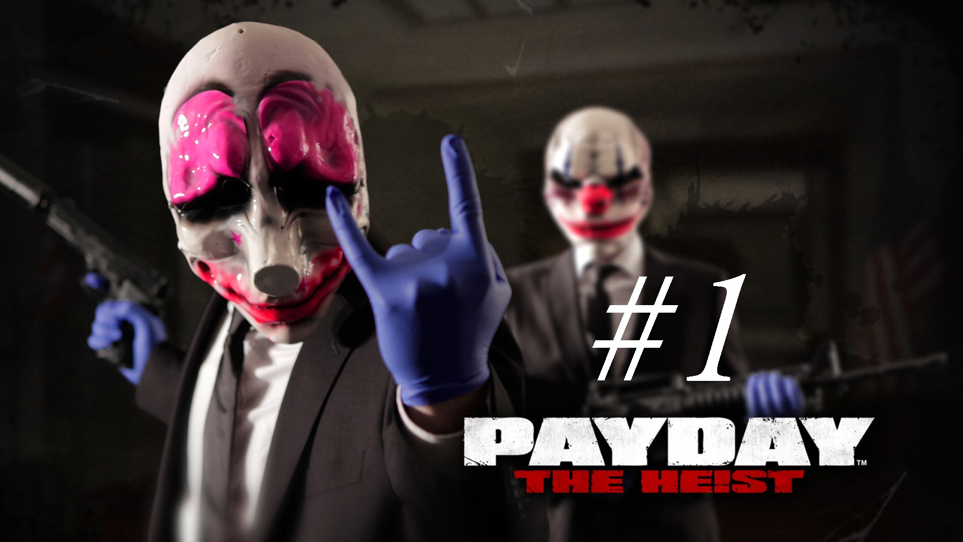 Payday: The Heist Walkthrough Türkçe Bölüm 1: Banka Soygunu