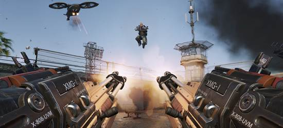 Call of Duty: Advanced Warfare Teknik Detaylar