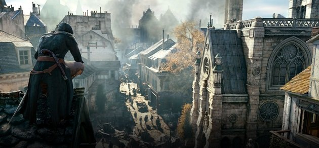 Assassin's Creed: Unity FPS Düşüşünün Nedeni