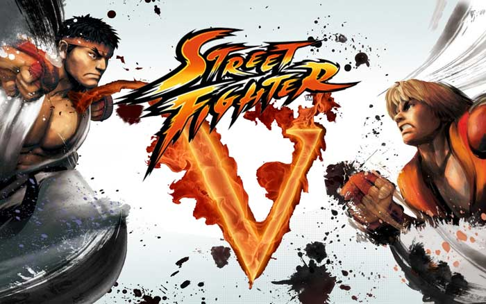 Street Fighter 5 mi geliyor ?