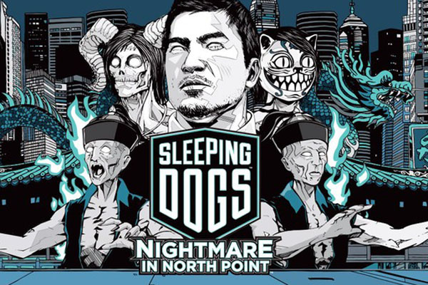 Sleeping Dogs Nightmare in North Point [Türkçe]