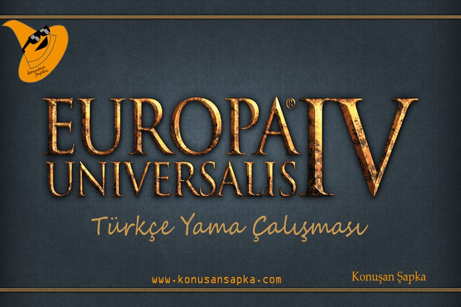 Europa Universalis IV v4 Türkçe Yama