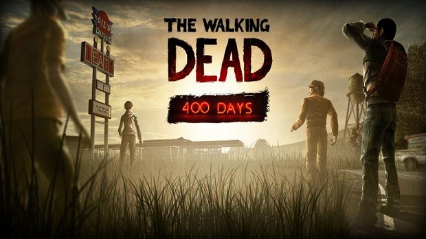 The Walking Dead 400 Days % 100 Türkçe Yama