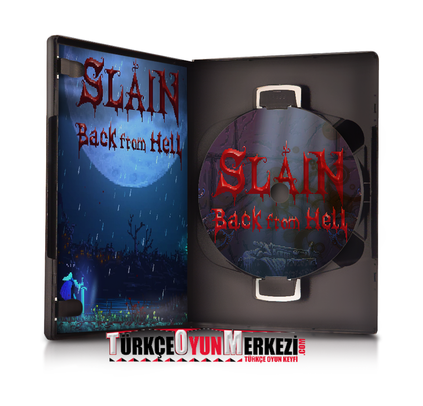 Slain Back from Hell %100 Türkçe Yama