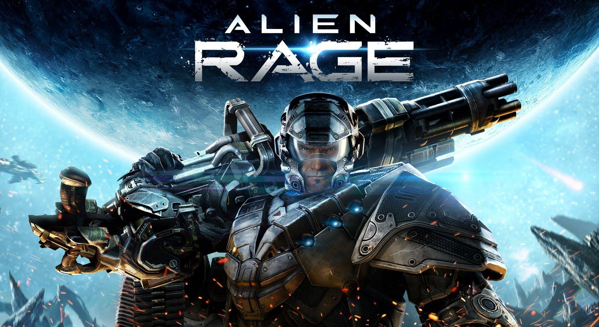 Alien Rage Unlimited %100 Türkçe Yama