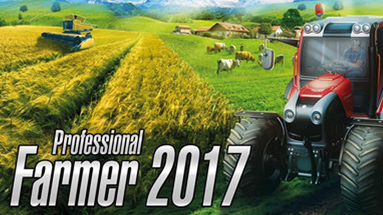 Professional Farmer 2017 %100 Türkçe Yama