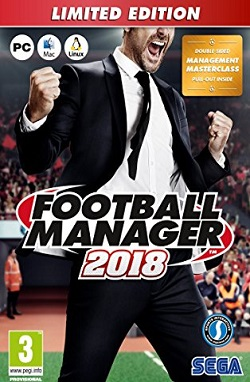 Football Manager 2018 Sistem Gereksinimleri